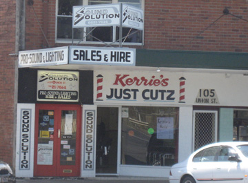 Sound Solution Shop Front